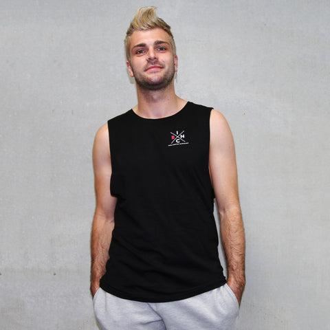 Mens Victor Muscle Tank