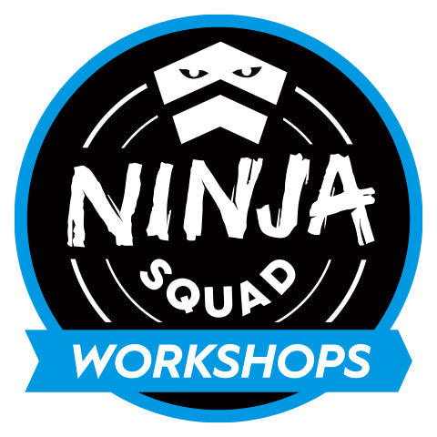 Ninja Squad Workshops - Cannington