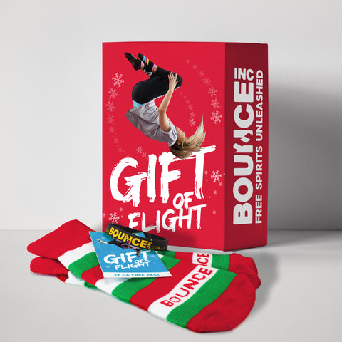 Gift of Flight 5 Visit Multi Pass