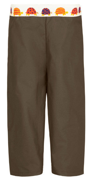 mudbubs waxed cotton overtrousers keep children drier, warmer and cleaner while they play outside
