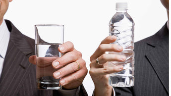 Bottled Water vs. Tap Water. The Case Of Stats, Costs, Health & The Environment