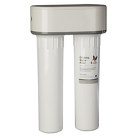 Package Of 9 Ceramic Undersink Water Filter - UltraCarb - FreePurity.com