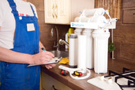 Basic UnderSink Water Purifier Installation Service - San Diego Customers ONLY - FreePurity.com