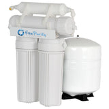 3 Pack - 4 Stage Under Sink Complete RO Replacement Filters - With RO Membrane - FreePurity.com