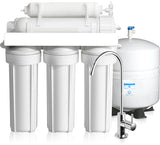 4+ Stage Custom Built Modular RO Under sink Water Purifier - FreePurity.com