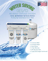PENTAIR GRO-50EN - 1:1 Super High Efficiency, Encapsulated Reverse Osmosis Membrane - FreePurity.com