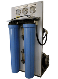 Reverse Osmosis Compact II Units - ROS/COMP-II-150 Up To 900 GPD (120V/60HZ) - Free Purity