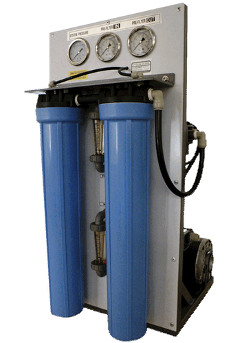 Reverse Osmosis Compact II Units - ROS/COMP-II-150 Up To 900 GPD (120V/60HZ) - FreePurity.com