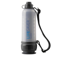 LIFESAVER Bottle -Fill. Pump. Drink - 6000UF - FreePurity.com