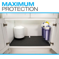 XTreme Mat - Under Sink Cabinet Protector - Free Purity