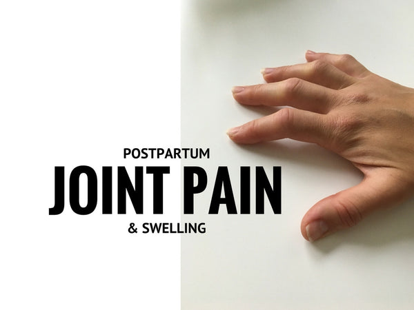 Postpartum Joint Pain