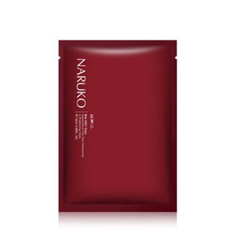 Naruko Raw Job's Tears Pore Minimizing & Brightening Mask