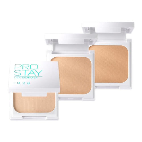 1028 Visual Therapy Pro Stay Silk Compact Foundation