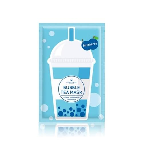 Annie's Way Bubble Tea Mask - Blueberry - 5PCS/BOX | Annie's Way | My Styling Box