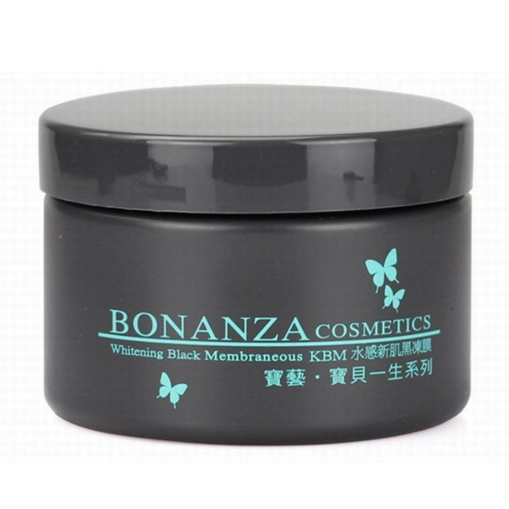 Bonanza Cosmetics Whitening Black Membraneous KBM Mask 250g | Bonanza Cosmetics | My Styling Box