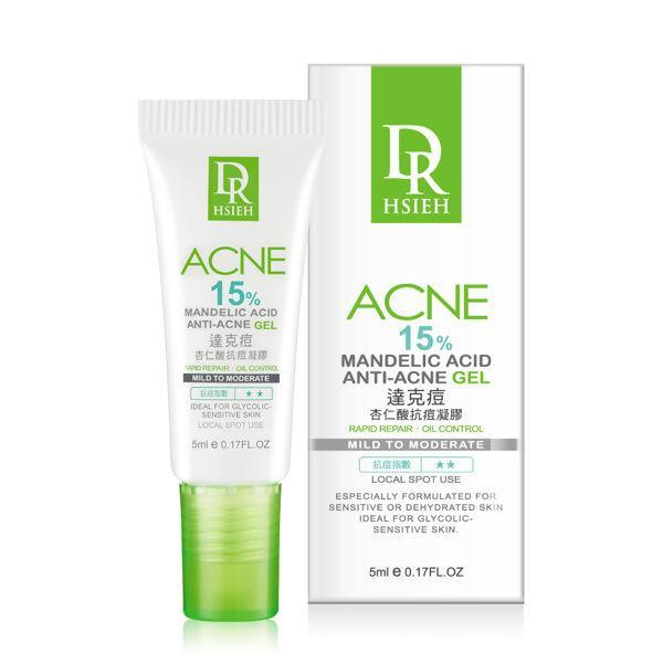 Dr. Hsieh Mandelic Acid Anti-Acne Gel Spot Treatment Normal Skin 15% | Dr. Hsieh | My Styling Box