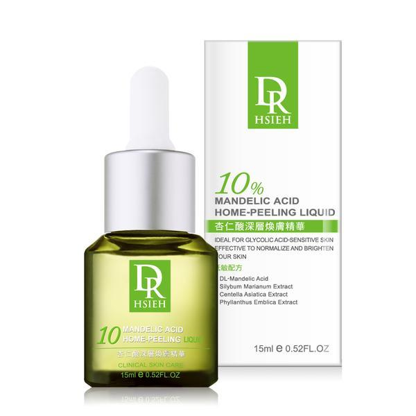 Dr. Hsieh Mandelic Acid Essence Home Peeling Liquid 10% 15ml-Dr. Hsieh | My Styling Box