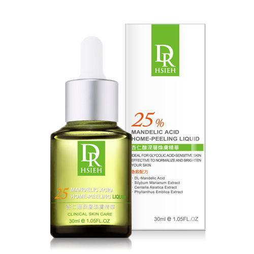 Dr. Hsieh Mandelic Acid Essence Home Peeling Liquid 25% 30ml | Dr. Hsieh | My Styling Box