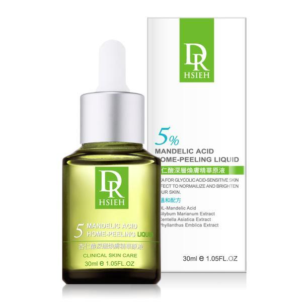 Dr. Hsieh Mandelic Acid Essence Home Peeling Liquid 5% 30ml-Dr. Hsieh | My Styling Box