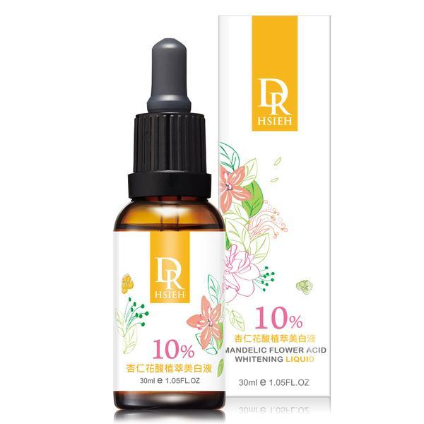 Dr. Hsieh Mandelic Acid Flower Whitening Liquid 10% 30ml-Dr. Hsieh | My Styling Box