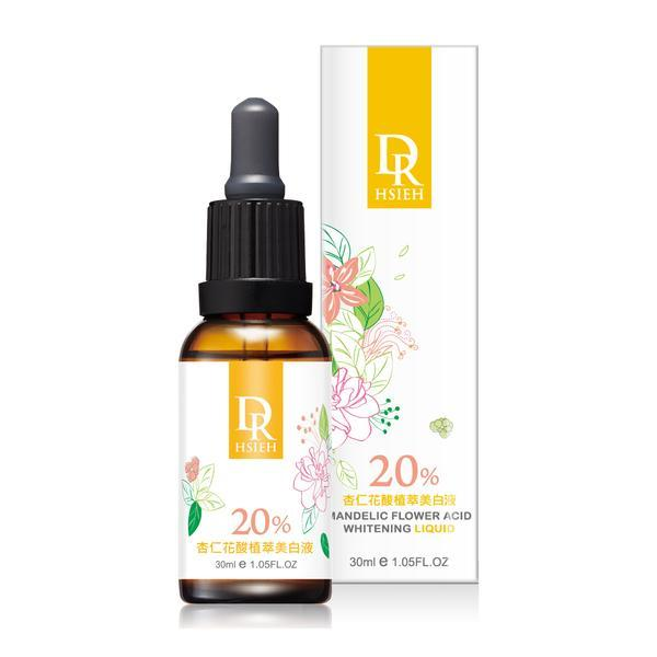 Dr. Hsieh Mandelic Acid Flower Whitening Liquid 20% 30ml-Dr. Hsieh | My Styling Box