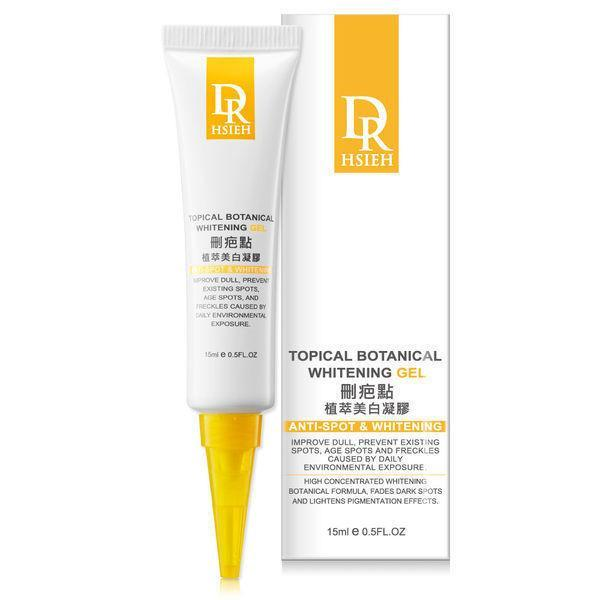 Dr. Hsieh Topical Botanical Dark Age Spots Whitening Gel 15ml | Dr. Hsieh | My Styling Box