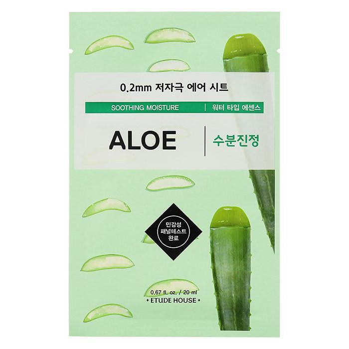 Etude House 0.2mm Mask - Aloe | Etude House | My Styling Box