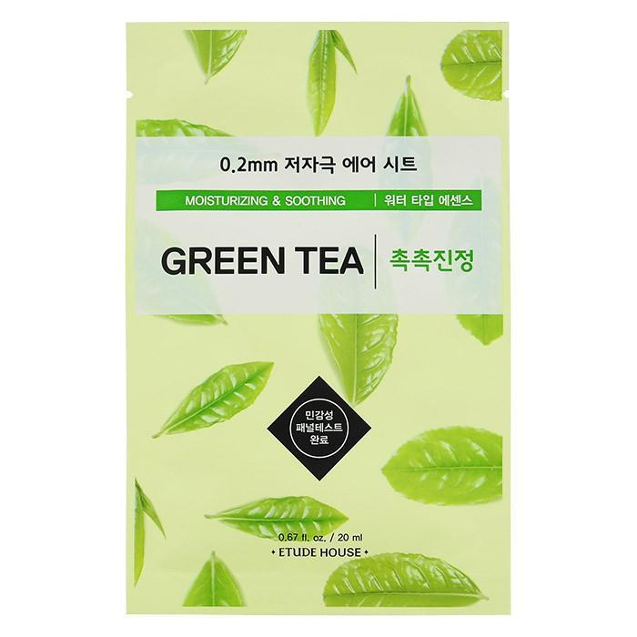 Etude House 0.2mm Mask - Green Tea | Etude House | My Styling Box