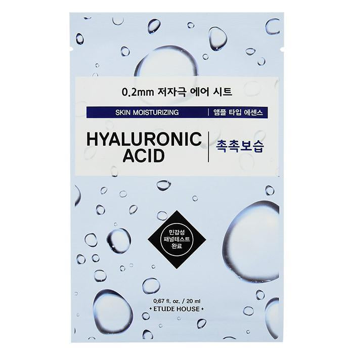 Etude House 0.2mm Mask - Hyaluronic Acid | Etude House | My Styling Box
