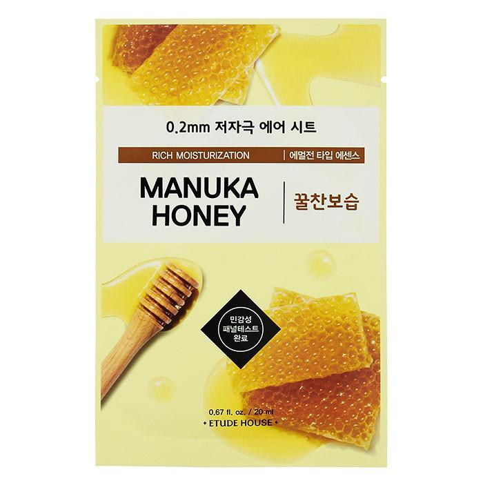 Etude House 0.2mm Mask - Manuka Honey | Etude House | My Styling Box