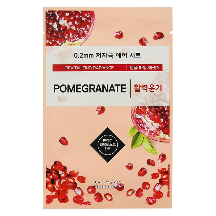 Etude House 0.2mm Mask - Pomegranate | Etude House | My Styling Box
