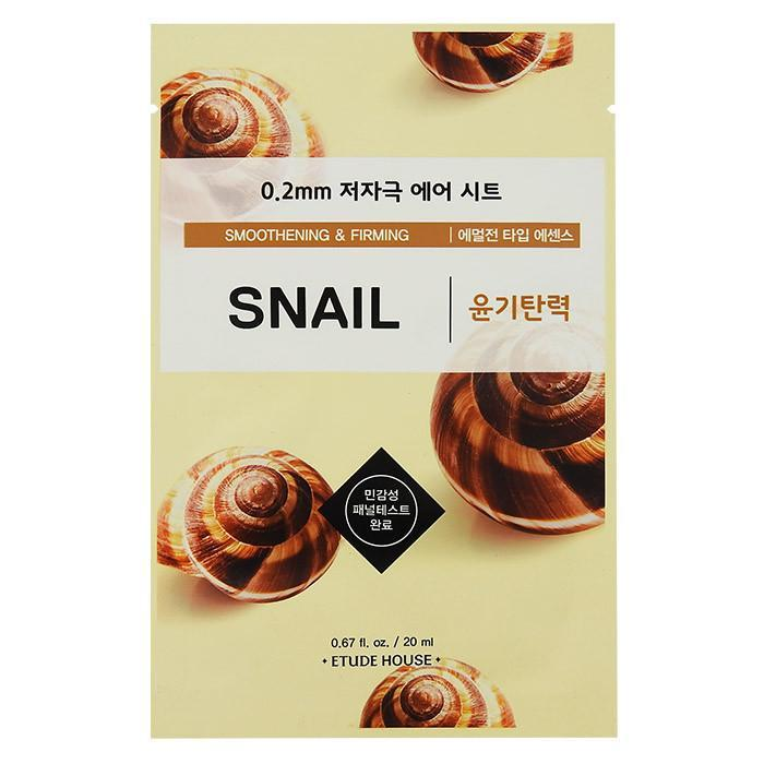 Etude House 0.2mm Mask - Snail | Etude House | My Styling Box