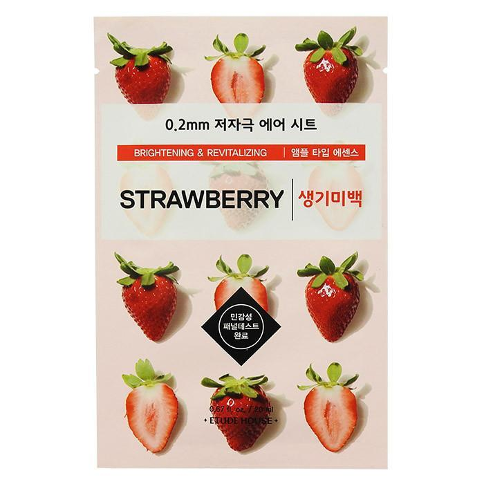 Etude House 0.2mm Mask - Strawberry | Etude House | My Styling Box