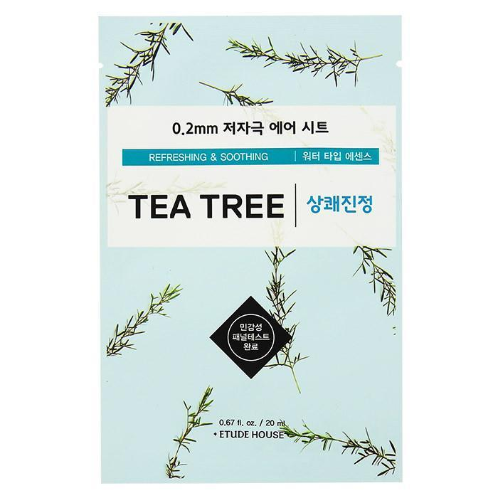 Etude House 0.2mm Mask - Tea Tree | Etude House | My Styling Box