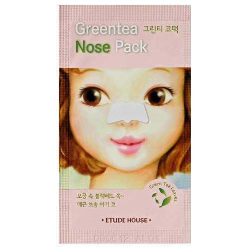 Etude House Green Tea Nose Pack | Etude House | My Styling Box
