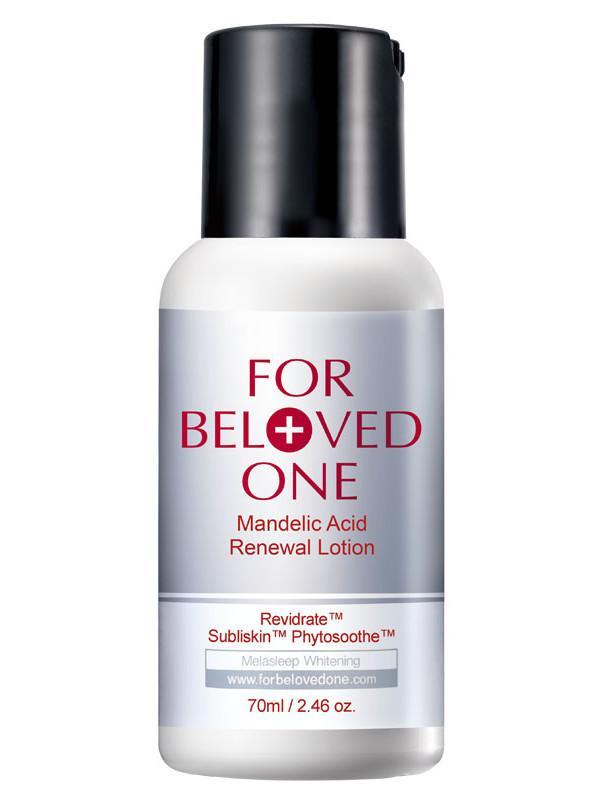 For Beloved One Mandelic Acid Renewal Series - Lotion | For Beloved One | My Styling Box