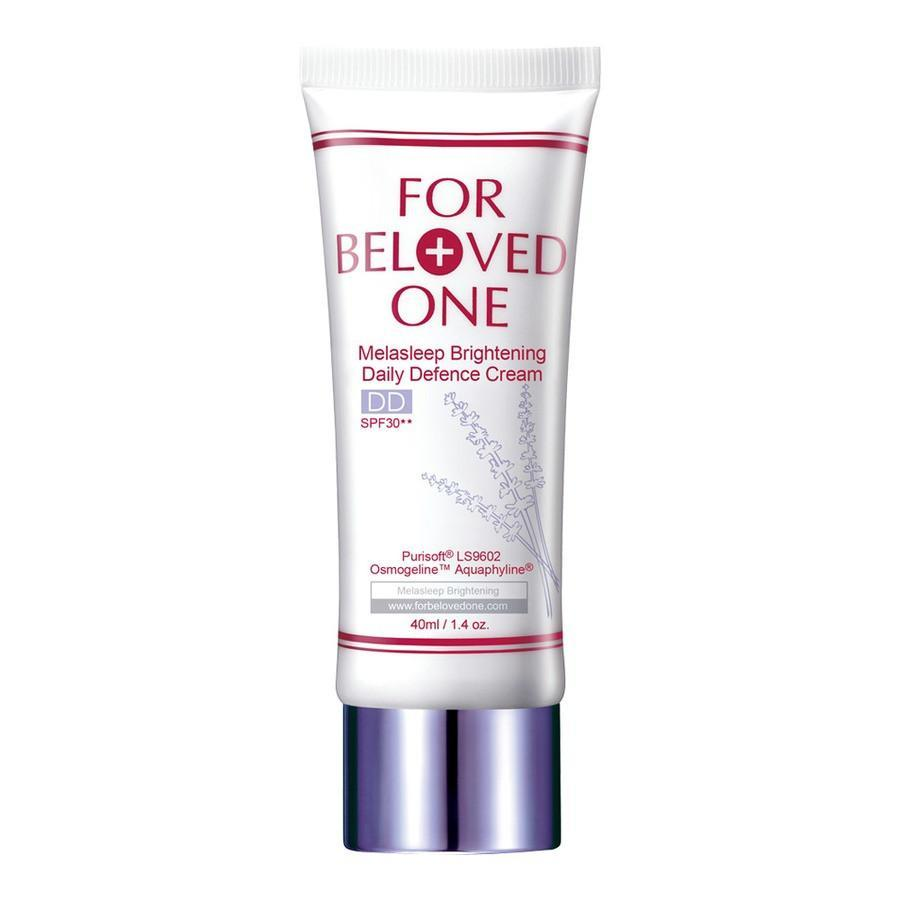 For Beloved One Melasleep Brightening Daily Defence Cream SPF30++ Lavender | For Beloved One | My Styling Box