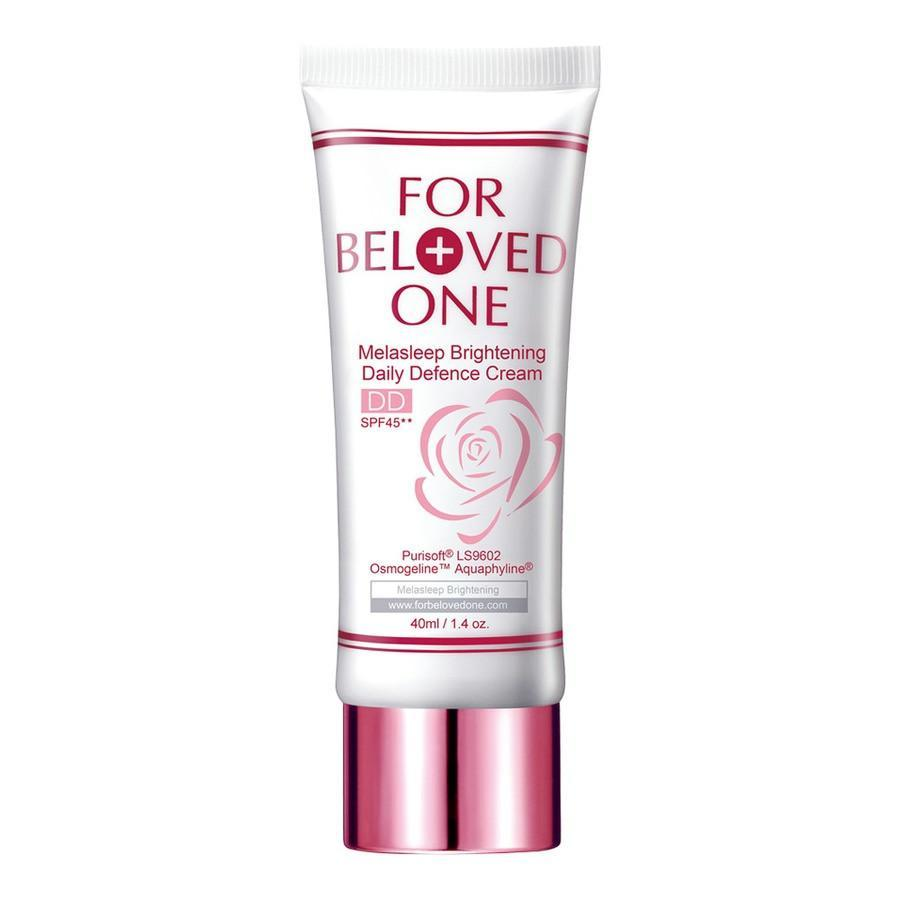 For Beloved One Melasleep Brightening Daily Defence Cream SPF45++ Rose | For Beloved One | My Styling Box
