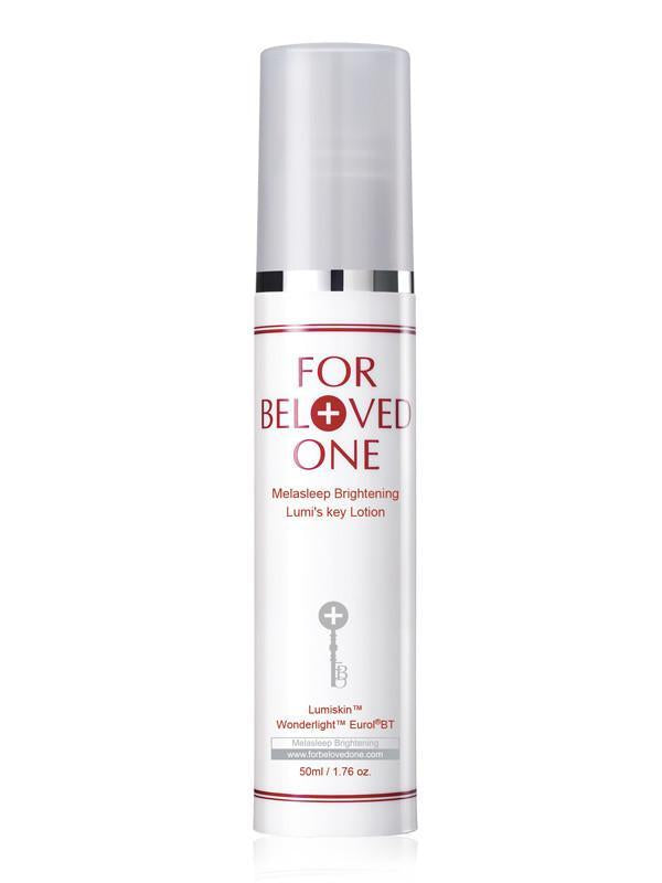 For Beloved One Melasleep Brightening Lumi's key Series - Lotion | For Beloved One | My Styling Box