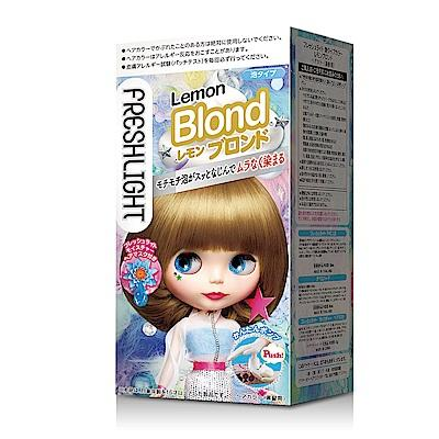 Freshlight Blythe Foaming Bubble Hair Color Dying Kit - Lemon Blonde | Freshlight | My Styling Box