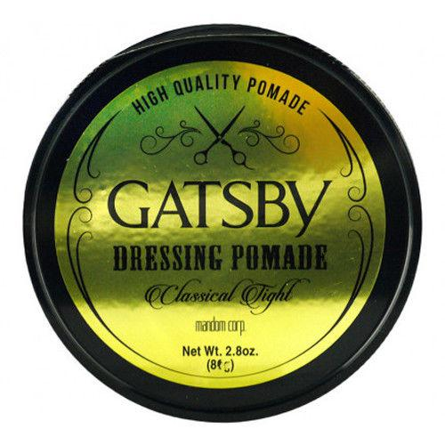 Gatsby Dressing Pomade Classical Tight Maximum Shine Hair Styling Wax | Gatsby | My Styling Box