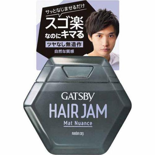 Gatsby Hair Jam Mat Nuance Hair Styling Gel | Gatsby | My Styling Box