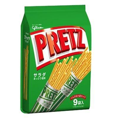Glico Pocky Sticks - Pretz - 9 Packs/BAG | Glico Pocky | My Styling Box