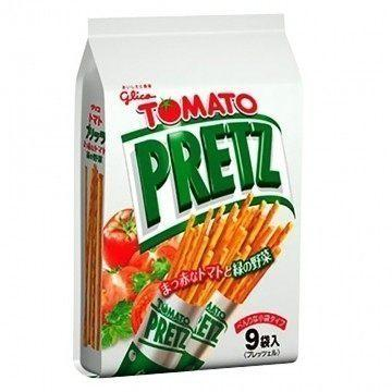 Glico Pocky Sticks - Tomato Pretz - 9 Packs/BAG | Glico Pocky | My Styling Box