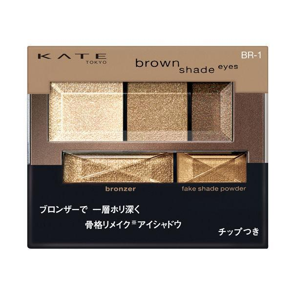 Kanebo Kate Brown Shade Eyes Eyeshadow Palette BR-1 | Kanebo Kate | My Styling Box