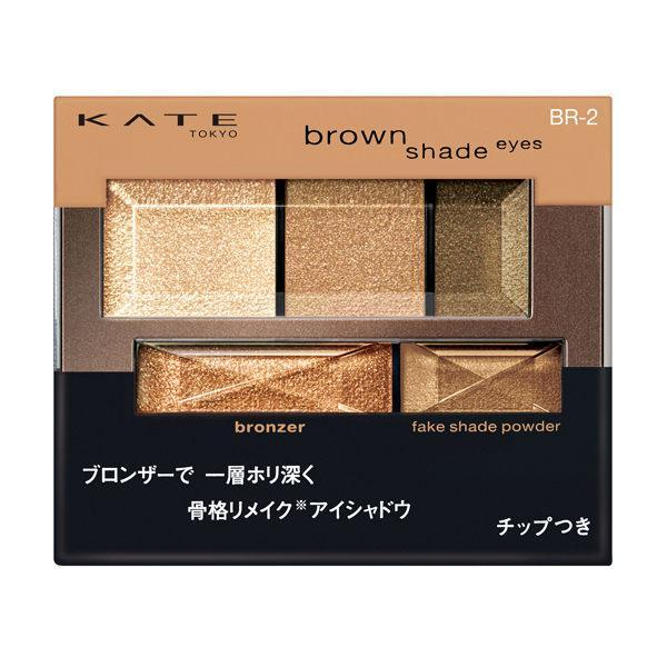Kanebo Kate Brown Shade Eyes Eyeshadow Palette BR-2 | Kanebo Kate | My Styling Box