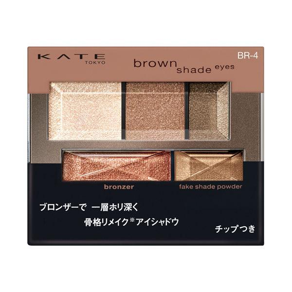 Kanebo Kate Brown Shade Eyes Eyeshadow Palette BR-4 | Kanebo Kate | My Styling Box
