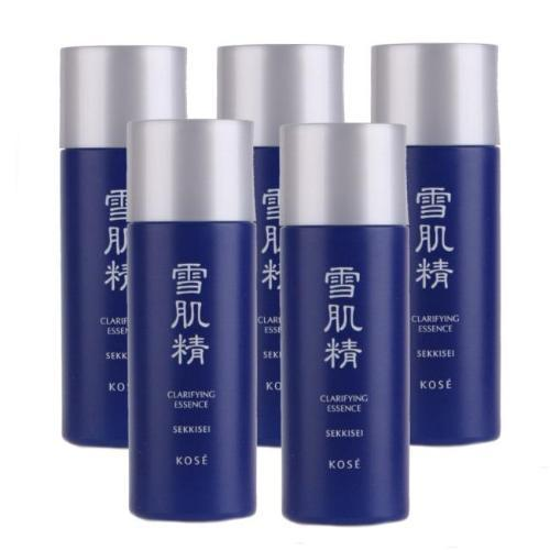 Kose Sekkisei Clarifying Essence - 33ml x 5 Travel Size | Kose | My Styling Box