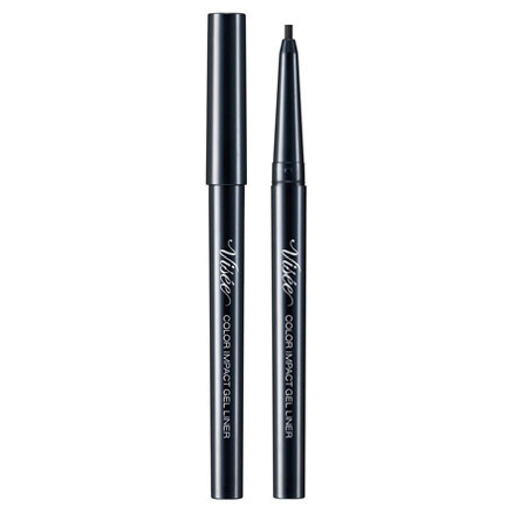 Kose Visée Color Impact Gel Liner Eyeliner (Choose from 6 Colors)-Kose Visée | My Styling Box
