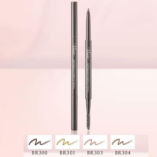 Kose Visée Soft & Slim Eyebrow Pencil (Choose from 4 Colors)-Kose Visée | My Styling Box